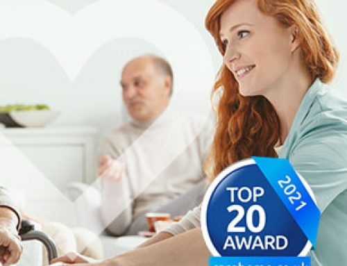 Pen-Y-Garth recognised as one of the Top 20 Care Homes in Wales